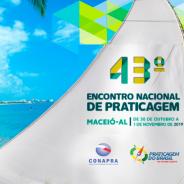 O 43º Encontro Nacional de Praticagem será realizado em Maceió (AL)